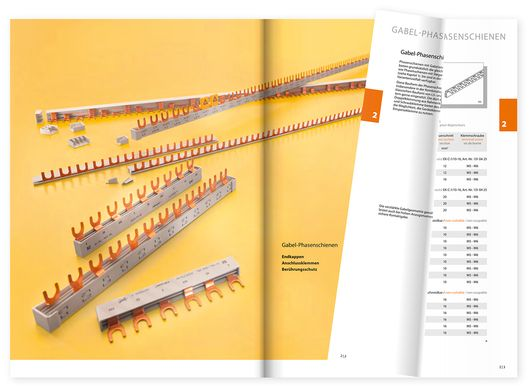"catalogue chapter ""section rails fork type"""